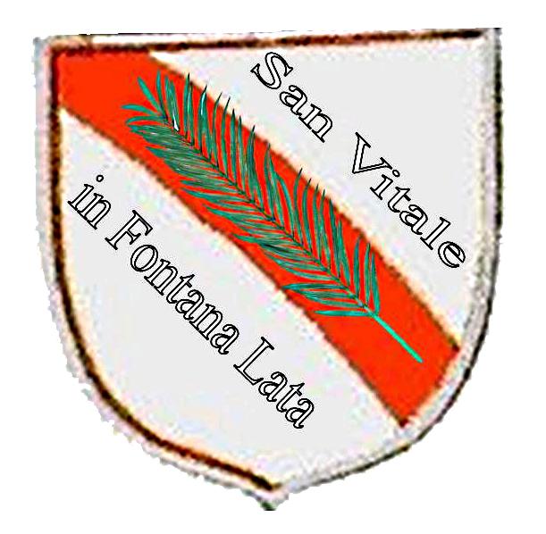 logo nuova parrocchia san vitale in fontana lata - fontanellato parma