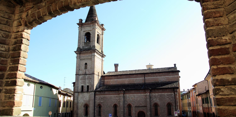 Chiesa Santa Croce - Fontanellato