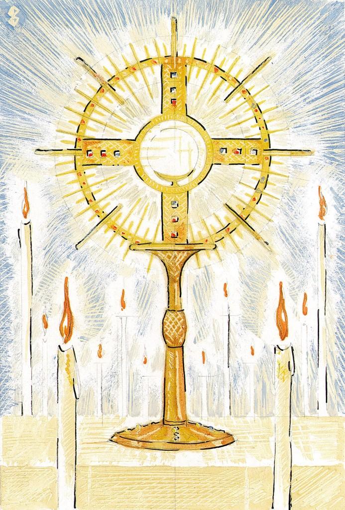 Prepariamo il Corpus Domini nelle nostre Comunità