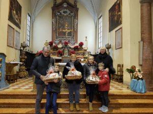 I vincitori del concorso dei presepi 2017 - parrocchia fontanellato parma